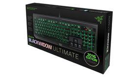 BlackWidow Ultimate Gaming Keyboard 2016 - US Layout (PC)