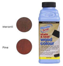 WondaSeal Wild Cherry 475ml Interior/Exterior Wood Stain & Sealer