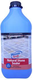 WondaSeal 5LT Natural Stone & Porous Tile Sealer - Waterbased & Quick Drying