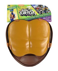 Tmnt Movie 2 - Front & Back Shell