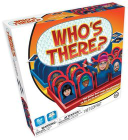 Who's There Game