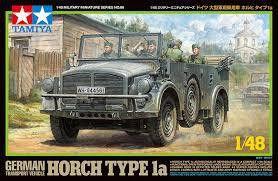 Tamiya German Transport Vehicle Horch Type 1A