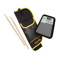 Cherub DP850 Pad Metronome , Bag & Sticks