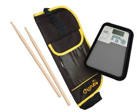 Cherub DP850 Pad Metronome , Bag & Sticks