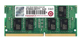 Transcend 16GB DDR4-2133 Notebook Memory