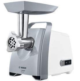 Bosch - Meat Mincer Blocking Power - White and Grey