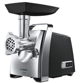 Bosch - Meat Mincer Blocking Power - Black and Silver