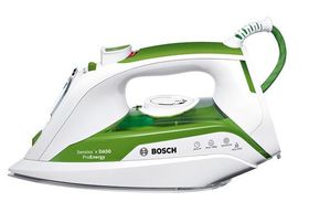Bosch - Sensixx Pro Energy Stream Iron - White and Green