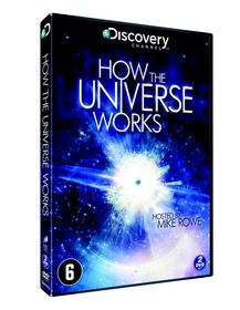 How The Universe Works Season 1 (DVD)