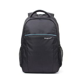 "Kingsons 16"" Laptop Backpack - Blue Stripe"