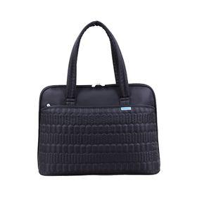 """Kingsons 15.4"""" Valentine Laptop Bag - Black"""