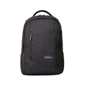 """Kingsons 15.4"""" Elite Laptop Backpack- Black"""