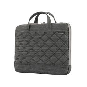 "Kingsons 15.6"" Ladies Bag Trace - Black"