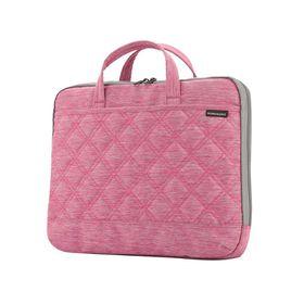 "Kingsons 15.6"" Ladies Bag Trace - Pink"