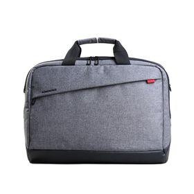 """Kingsons 15.6"""" Trendy Shoulder Bag - Grey"""