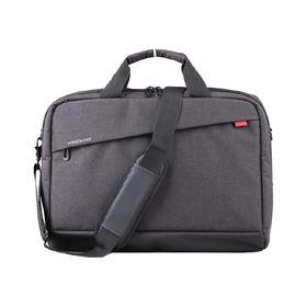 """Kingsons 15.6"""" Trendy Shoulder Bag - Black"""