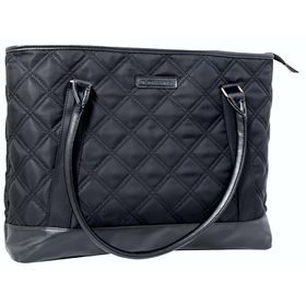 "Kingsons 15.6"" Vogue Ladies Bags - Black"