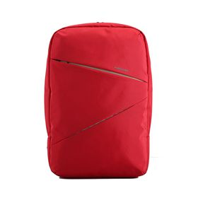 "Kingsons 15.6"" Arrow Backpack - Red"