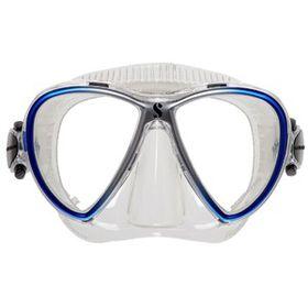 Scubapro Synergy Twin Mask - Black & Silver