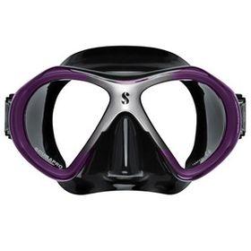 Scubapro Spectra 2 Mask - Purple & Black