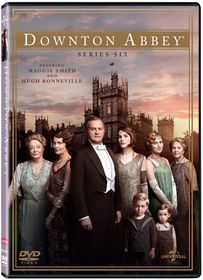 Downton Abbey Season 6 - The Final Season (DVD)