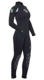 Scubapro Oneflex 5mm Steamer Ladies Wetsuit - Black
