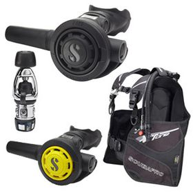 Scubapro One BCD & Regulator Set