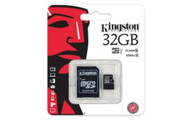 Kingston Micro SDHC Class 10 UHSI Card Enhanced - 32GB