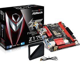 ASRock Intel Z170 Gaming ITX/AC Motherboard - Socket 1151