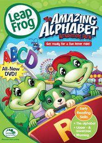 Leapfrog Amazing Alphabet Amusement (DVD)