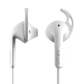 De Func +Sport Earphones - White