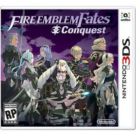 Fire Emblem Fates Conquest (3DS)