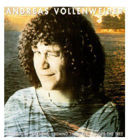 Andreas Vollenweider - Behind The Gardens- Behind The Wall- Under The Tree