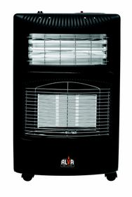 Alva - Infrared Radiant Gas and Electric Dual Indoor Heater