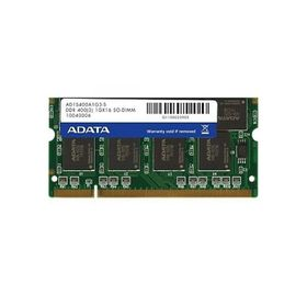 Adata 4GB DDR3 1600MHz Single Tray SODIMM Memory Module