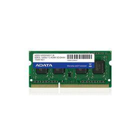 Adata 4GB DDR3 1600MHz Low Voltage Single Tray SODIMM Memory Module