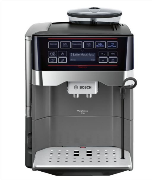 Bosch Coffee Maker Tka8653 : Bosch - Veroaroma 500 Automatic Coffee Machine - Black - TES60523RW Buy Online in South Africa ...