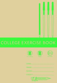 Freedom Stationery 48 Page A4 I&M College Exercise Book (25 Pack)
