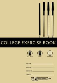 Freedom Stationery 48 Page A4 Q&M College Exercise Book (25 Pack)