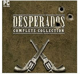 Desperados - Complete Collection (PC DVD)