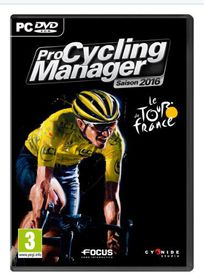 Pro Cycling Manager 2016 (PC DVD)