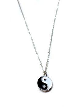 Lakota Inspirations Yin Yang Chain Necklace