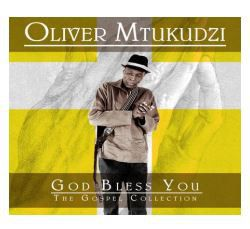 Oliver Mtukudzi-God Bless You- The Gospel Collection (CD)