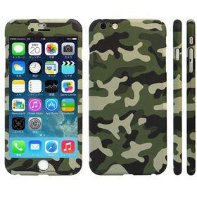 ZENDO NanoSkin iPhone 6 Plus/6S Plus - Camo Green
