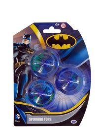 Justice League Batman 2Pk Spinning Tops