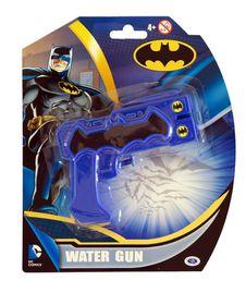 Justice League Batman Tag Teaser Water Gun