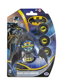 Justice League Batman Drone Disc Shooter