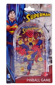 Justice League Superman Pinball Game