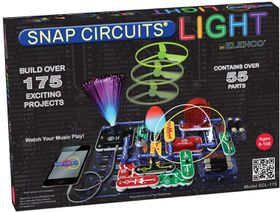 Snap Circuits Lights Electronics Discovery Kit | Buy Online in South ...
