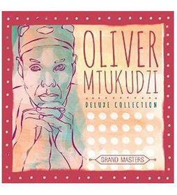 Oliver Mtukudzi - Grand Masters Edition (CD)